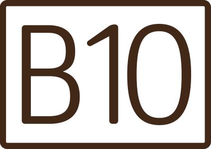 B10-Bildmarke